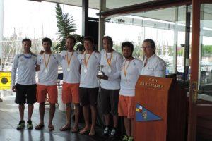 NACEX Sailing Team, Subcampeón de Cataluña de J80