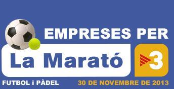 Empreses-per-la-Marato-2013