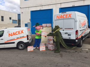 NACEX colabora con la campaña benéfica de CantaJuego