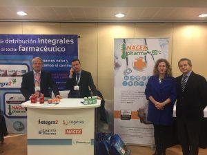 NACEX en PharmaLog 2016