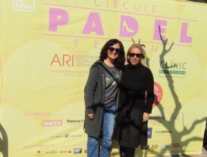 NACEX patrocina el torneo de pádel femenino PINK PANTHER