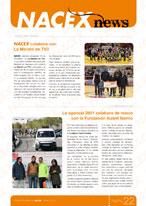 Descárgate el NACEX News de enero con las principales novedades y noticias sobre NACEX