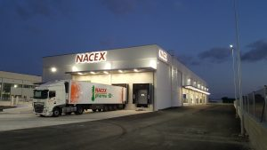 Plataforma NACEX Valencia
