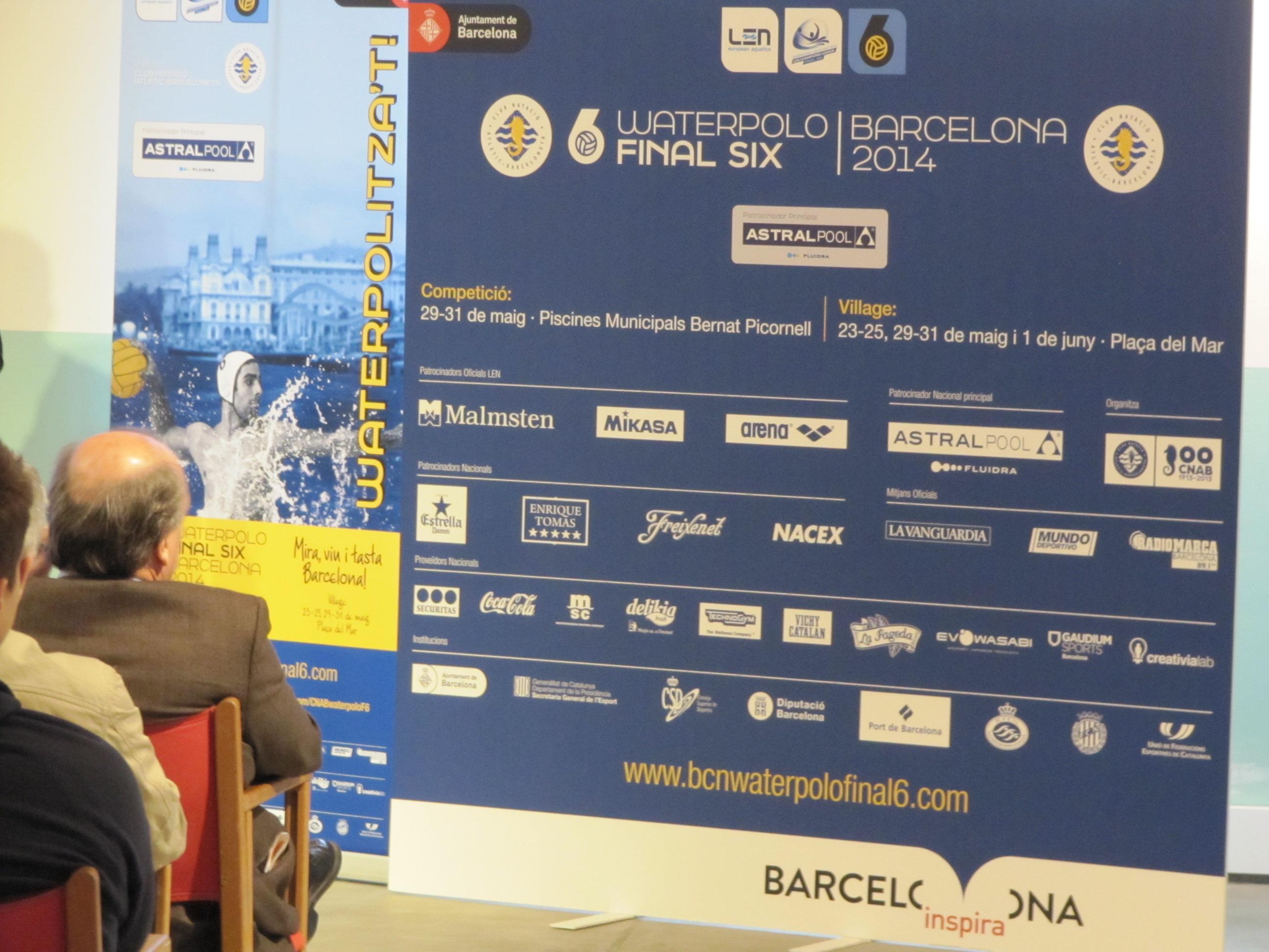 WATERPOLO FINAL SIX BARCELONA 2014_3
