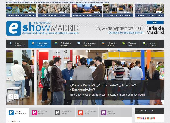 eShow-Madrid-2013