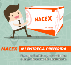 mi entrega preferida NACEX