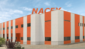 Plataforma NACEX Coslada