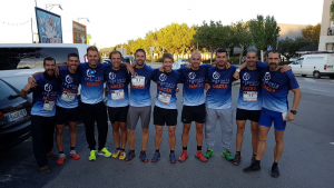NACEX patrocina equipo ONCOTRAIL