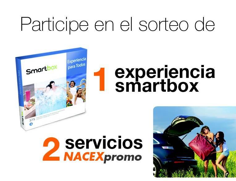 Promoción Smartbox